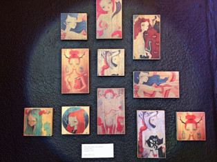 small reproductions of my paintings