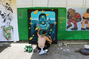 other artists painting