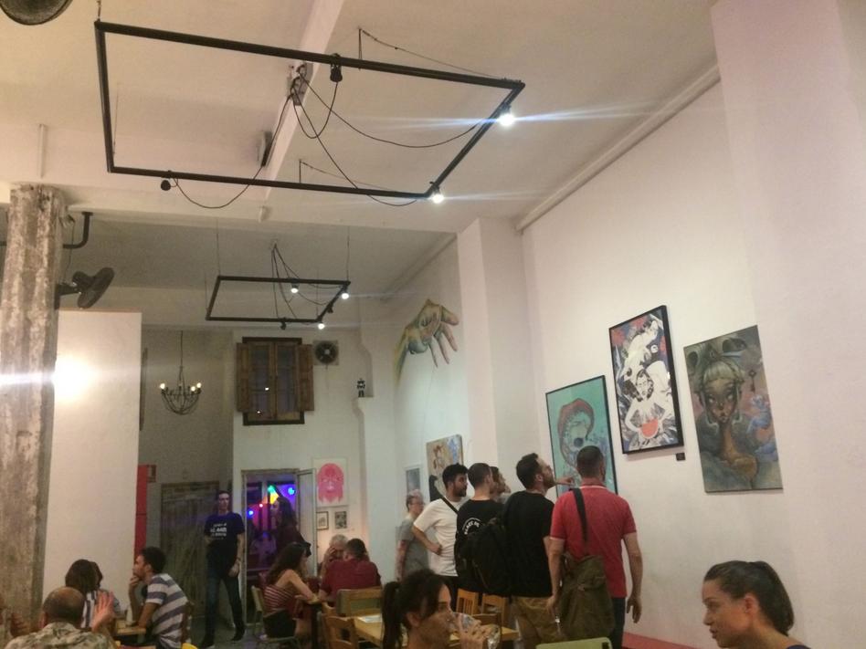 BAKANAL CAFE 2019
