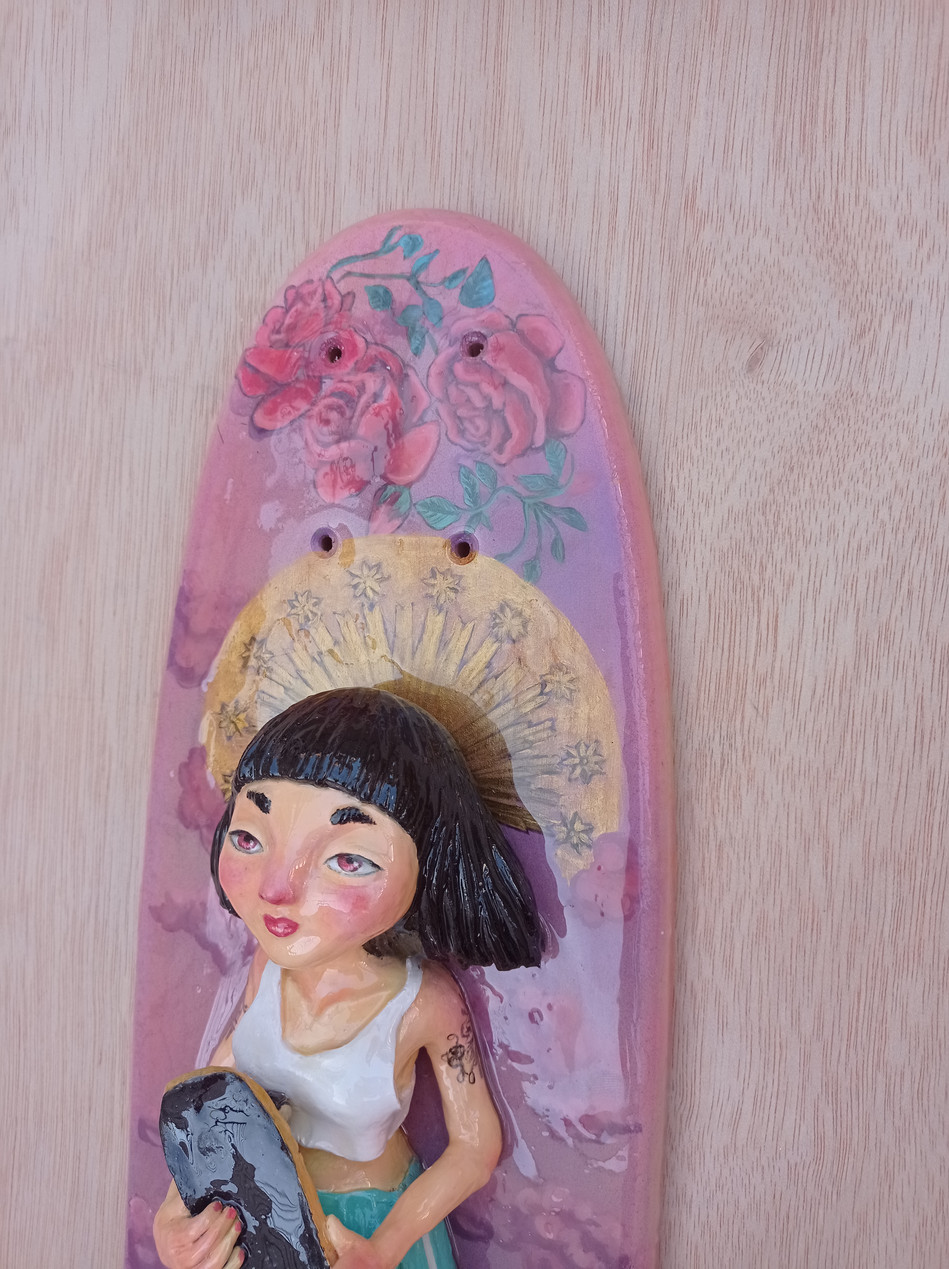 """COLLABORATION WITH """"AYMA BOARDS"""""""