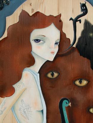 """""""Cat's eye"""""""