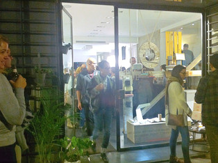 Santa Tecla art shop