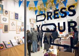 DRESS YOUR WALL MARKET 2018