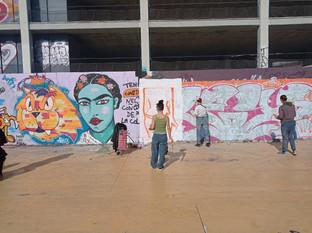 Wall of 3 Xemeneies