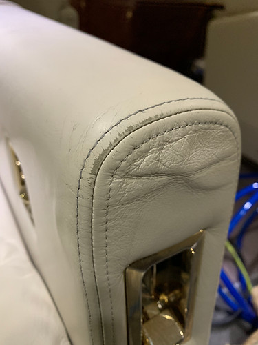 aviation leather repair Farnborough
