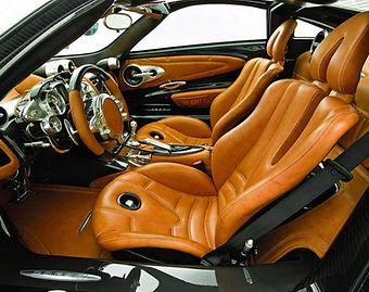 leather interior repair