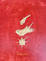L'oiseau du soleil Christine VIETHEL