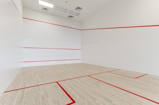 One Park Place Squash Court