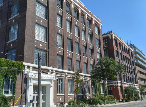 Step Inside One Of The Most Intriguing Live Work Lofts at 245 Carlaw Ave | Leslieville Toronto