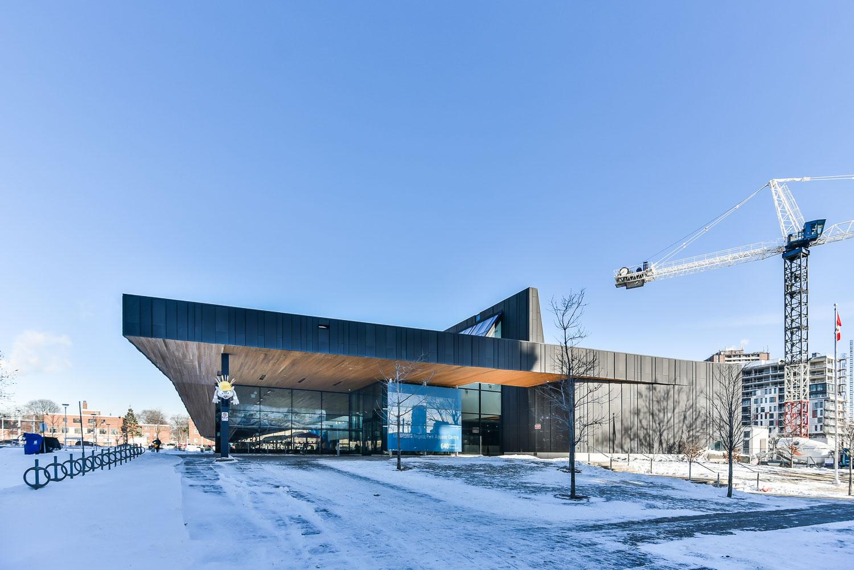 Regent Park Aqautic Centre