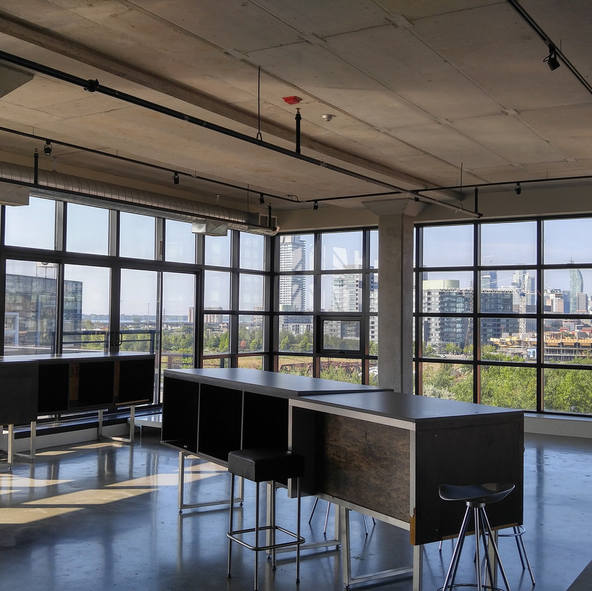 68 Broadview Ave | Party Room | Broadview Lofts