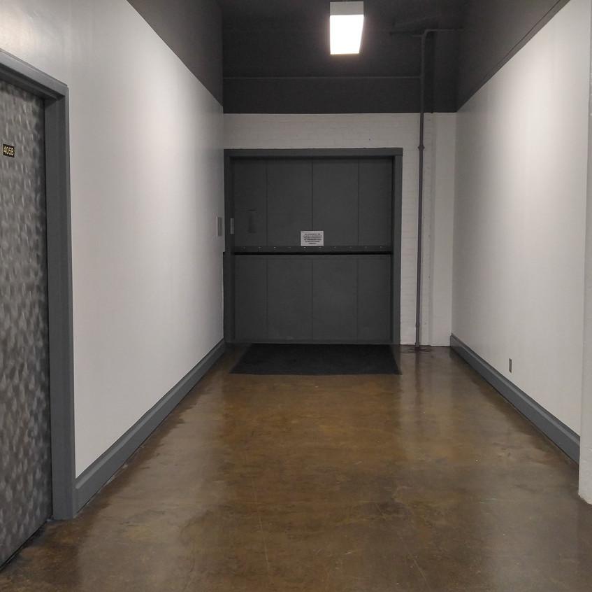 Wrigley Lofts Freight Elevator