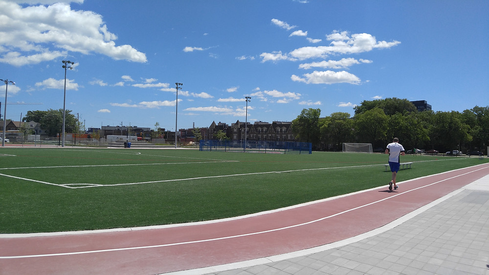 Maple Leaf Sports and Entertainment Athletic Field