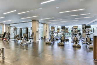 One Park Place Gym