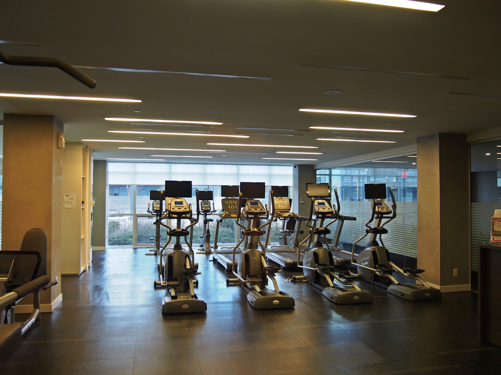 Gym and Yoga Facilities