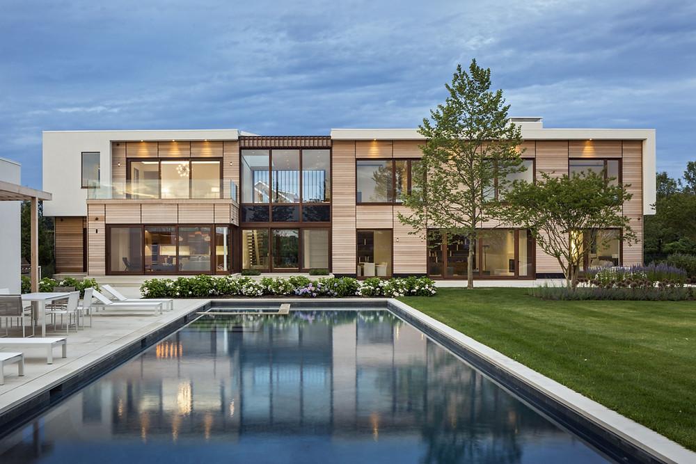 Modern Home by GRADE