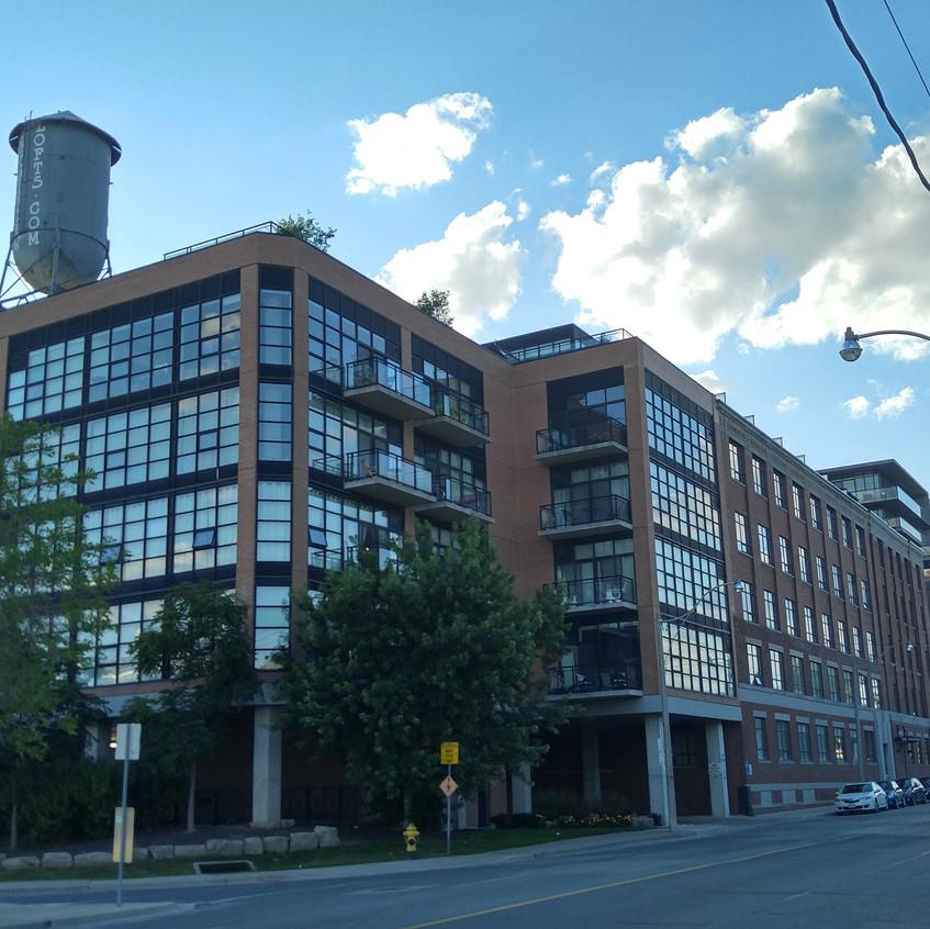 68 Broadview Ave | Broadview Lofts