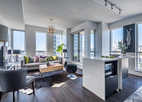 Just listed! A superb one bedroom suite at 170 Sumach St. Offered at $659,900.