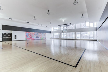 One Park Place Basketball Court