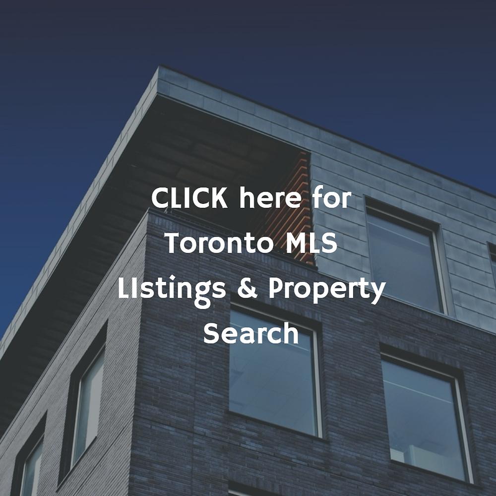 Toronto Property Search