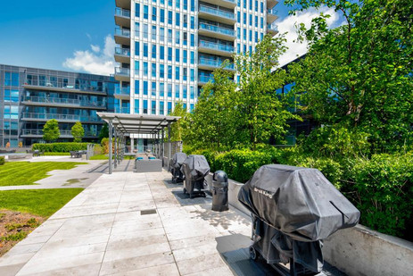 One Park Place Outdoor BBQ Terrace