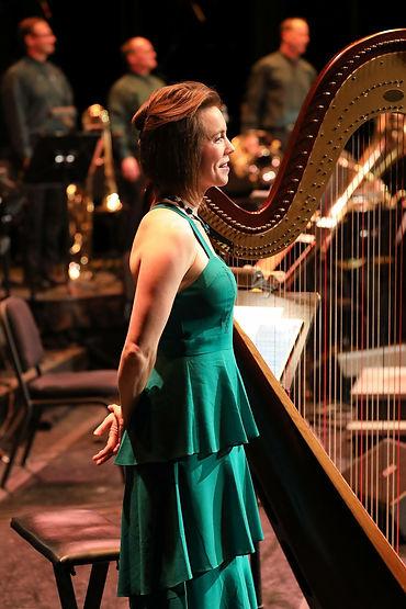 Colorado Harpist Erin Newton