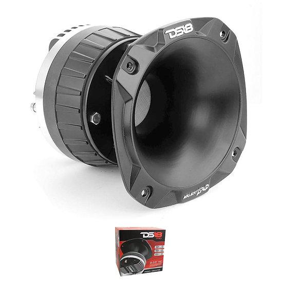 """DS18 2"""" 640W 8 Ohm Titanium Compression Driver & Aluminum Short Horn PRO-DKH1S"""
