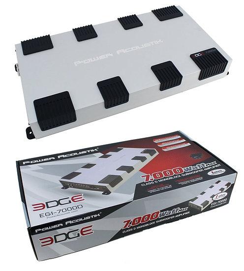 7000 Watt Monoblock Class D Bass Car Stereo Amplifier 1 Ohm Subwoofer Amp EG1