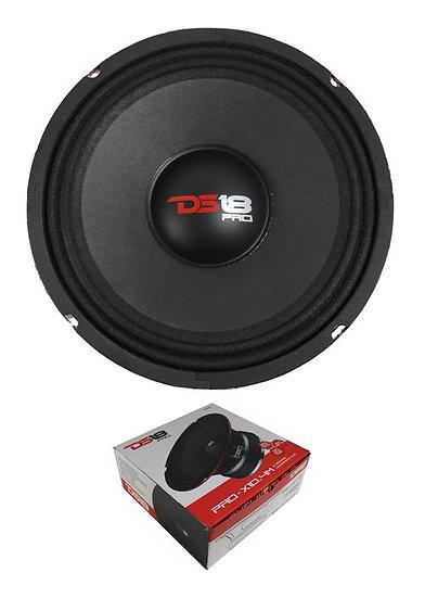 "DS18 PRO 10"" 600W 4 Ohm Midrange Loudspeaker Pro Car Audio PRO-X10.4M"