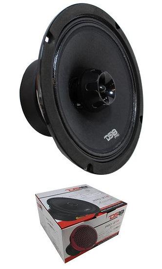 """8"""" 2Way Midrange Loudspeaker w/ Built-in Tweeter 550W 4 Ohm DS18 PRO-ZT8"""