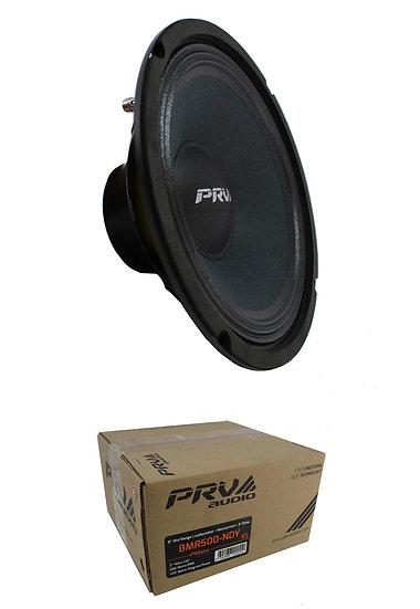 """8"""" Neodymium Midrange Loudspeaker 500W 8 Ohm Pro Car Audio 8MR500-NDY-8V2"""