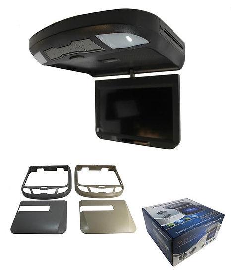 "PMD-102X 10.2"" LCD Ceiling Mount DVD / Media Flip Down Beige/Black/Gray"