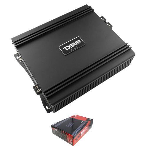 DS18 GFX Series Monoblock 5000 Watts 1 Ohm Class D Full Range Amplifier GFX-5K1