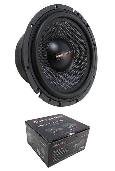 "6.5"" Midbass Open Back Speaker 350W 4 Ohm Pro Car Audio Mids VFL-65MB"
