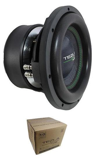 """Tezla Audio 10"""" 1.5K Series 2000W Dual 4 Ohm Subwoofer TZV1-10D41.5K"""