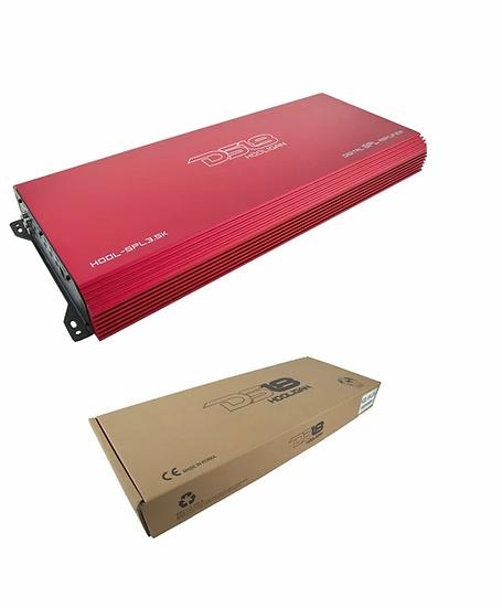 DS18 HOOL-SPL3.5K Hooligan Monoblock 1 Channel 5520W Amplifier Car Audio