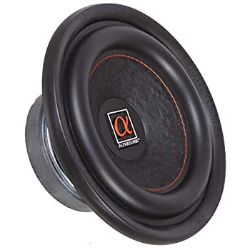 "8"" 750W Neuron 400 Series Subwoofer Dual 4 Ohm 1.5"" Voice Coil NSW408"
