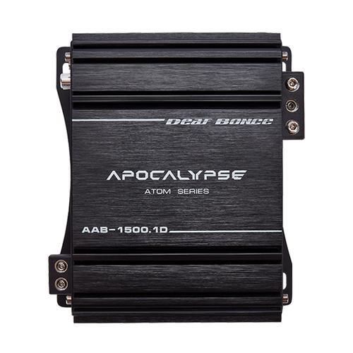 Deaf Bonce AAB-800.1D Apocalypse Monoblock Class D 800 Watt Amplifier