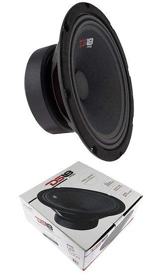 1x DS18 PRO-GM10 10 Inch Classic Midrange Loud Speaker 8-Ohms - 660 Watts Max