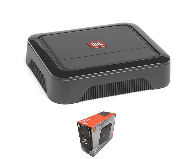 JBL 600 Watt 4 Ohm Monoblock Class D Subwoofer Amplifier CLUBA600