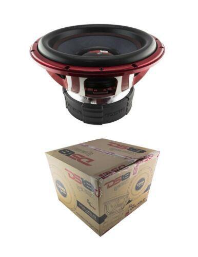 "DS18 HOOL-X15.1D 15"" Subwoofer 6000W Dual 1 ohm Competition Bass SPL Woofer Sub"