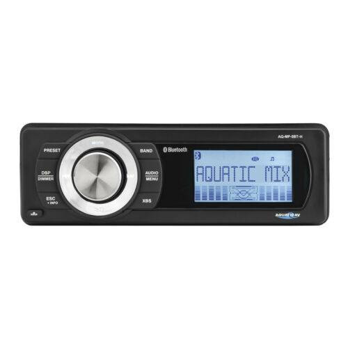 AQ-MP-5BT-H Harley-Davidson Bluetooth Replacement Stereo Fits 98-2013