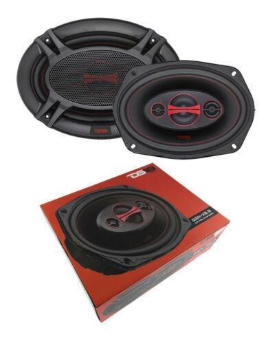 """GEN-X6.9 DS18 6 x 9"""" 4-way Car Door Speakers 360 Watts 4 Ohm Coaxial Speakers"""
