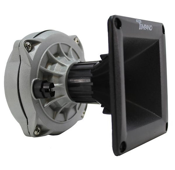 "Timpano Combo 150W 8 Ohm 1"" Compression Driver D250X + Twist On Horn H1125"