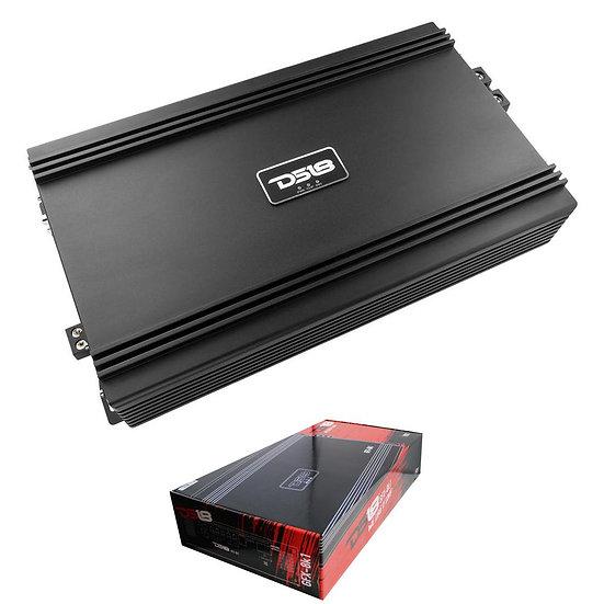 DS18 GFX Series Monoblock 8000 Watts 1 Ohm Class D Full Range Amplifier GFX-8K1
