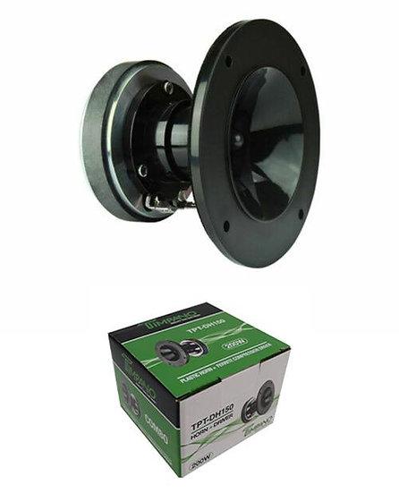 """Timpano 200W 1"""" Ferrite Compression Horn Driver 8 Ohm TPT-DH150"""