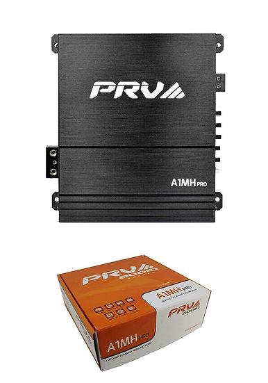 PRV 4100W Full Range Monoblock Class D 1 Ohm Stable Amplifier w/ Bass EQ