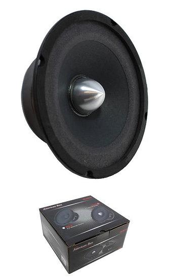 "6.5"" Midrange Bullet Speaker 300W 8 Ohm Pro Car Audio American Bass SQ-6B"