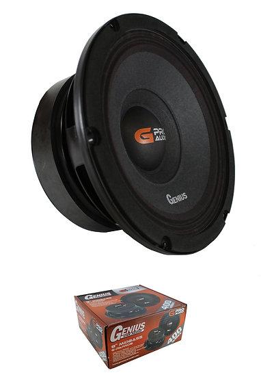 "8"" Slim Midbass Speaker 400W 8 Ohm Pro Car Audio Genius G-PAPRO 8"