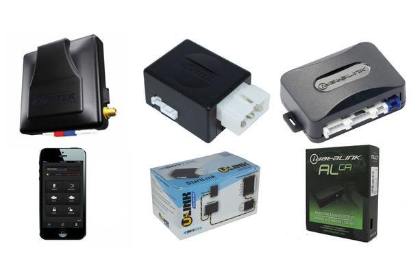 Scytek GPS Tacking Phone App + Multi Series Bypass + StartLink Remote Start